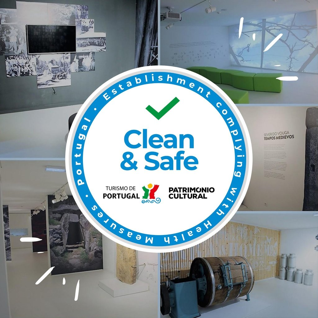 Museu - Clean & Safe