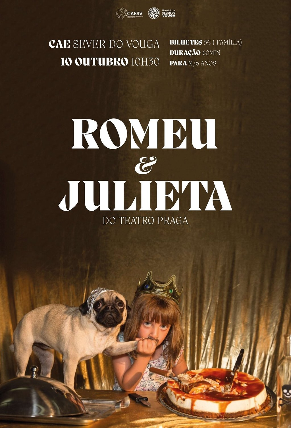 Dia 10 Out - CAE - Romeu e Julieta