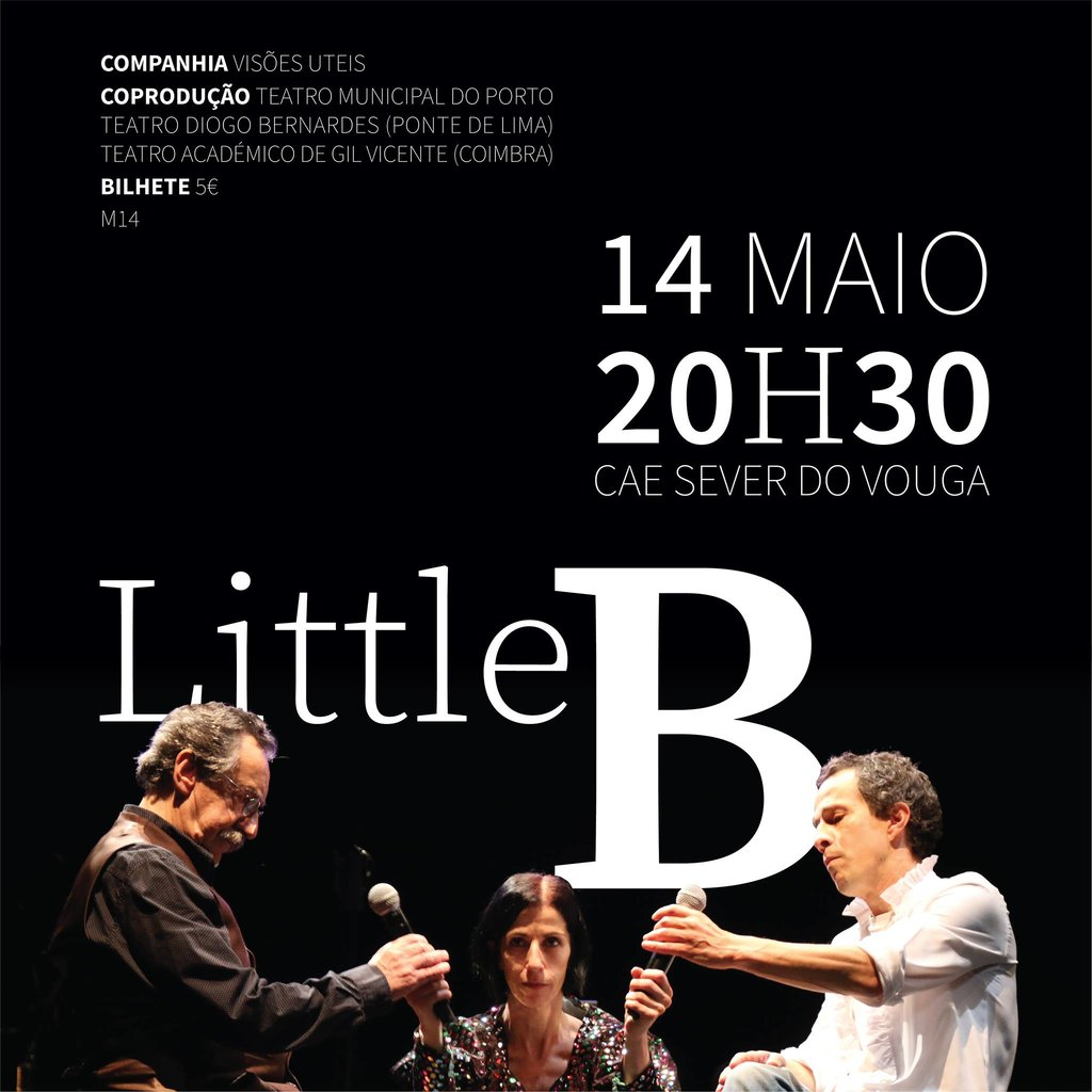 14 Maio - no CAE Little B